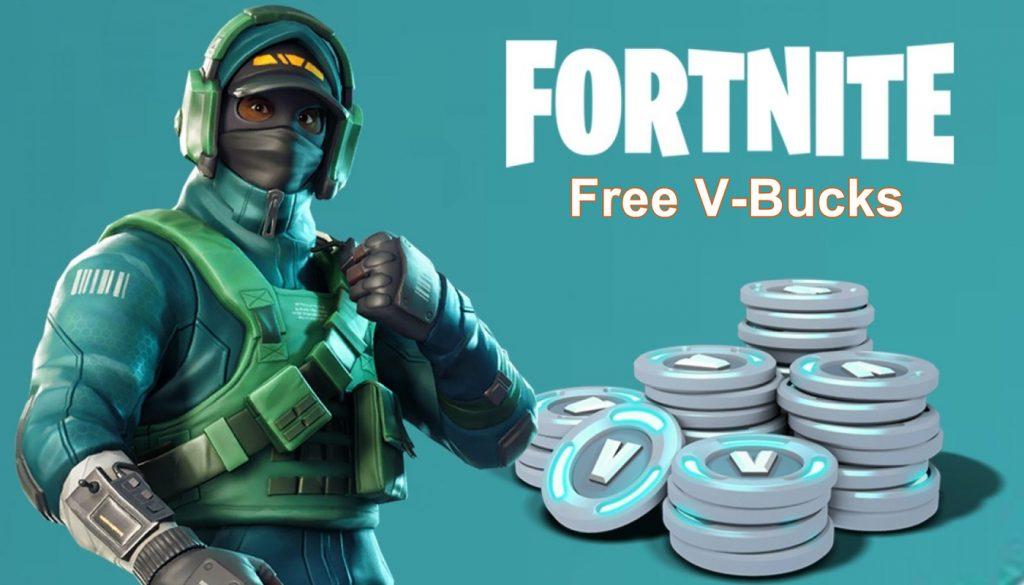 free vbucks fortnite